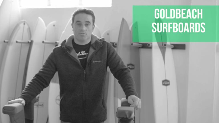 El rincón del shaper: Goldbeach Surfboards