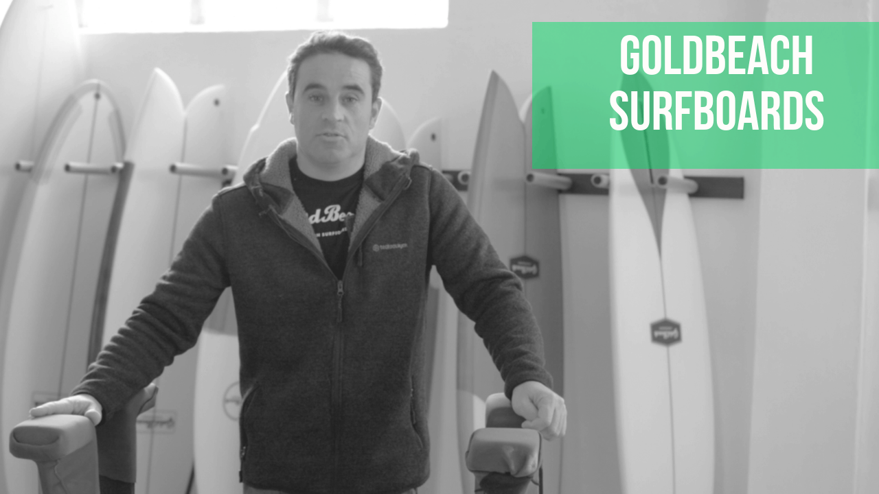 Entrevista Golbeach Surfboards
