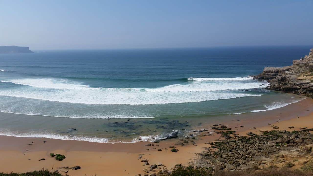 Surf Playa de Suances Cantabria
