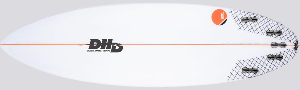 Sweet spot 2.0 dhd surfboard