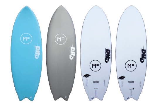Twin Fin Mick Fanning Softboard