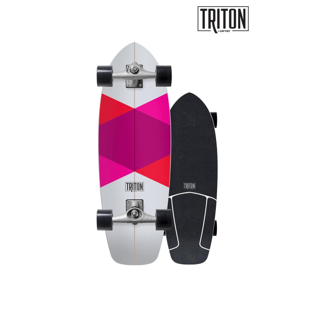 Red Diamon Triton Surfskate
