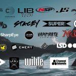 Las mejores marcas de tablas de surf