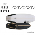 New Flyer Surfskate Carver