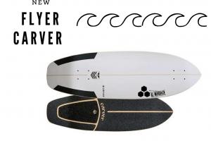 New Flyer Surfskate Carver