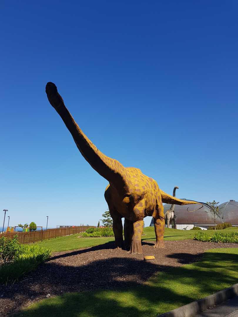 Parque dinosaurios asturias