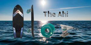 The Ahi Bureo Carver Skateboards
