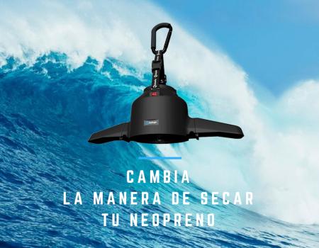 Secar neopreno Wetsuit Pro Dryer Surflogic