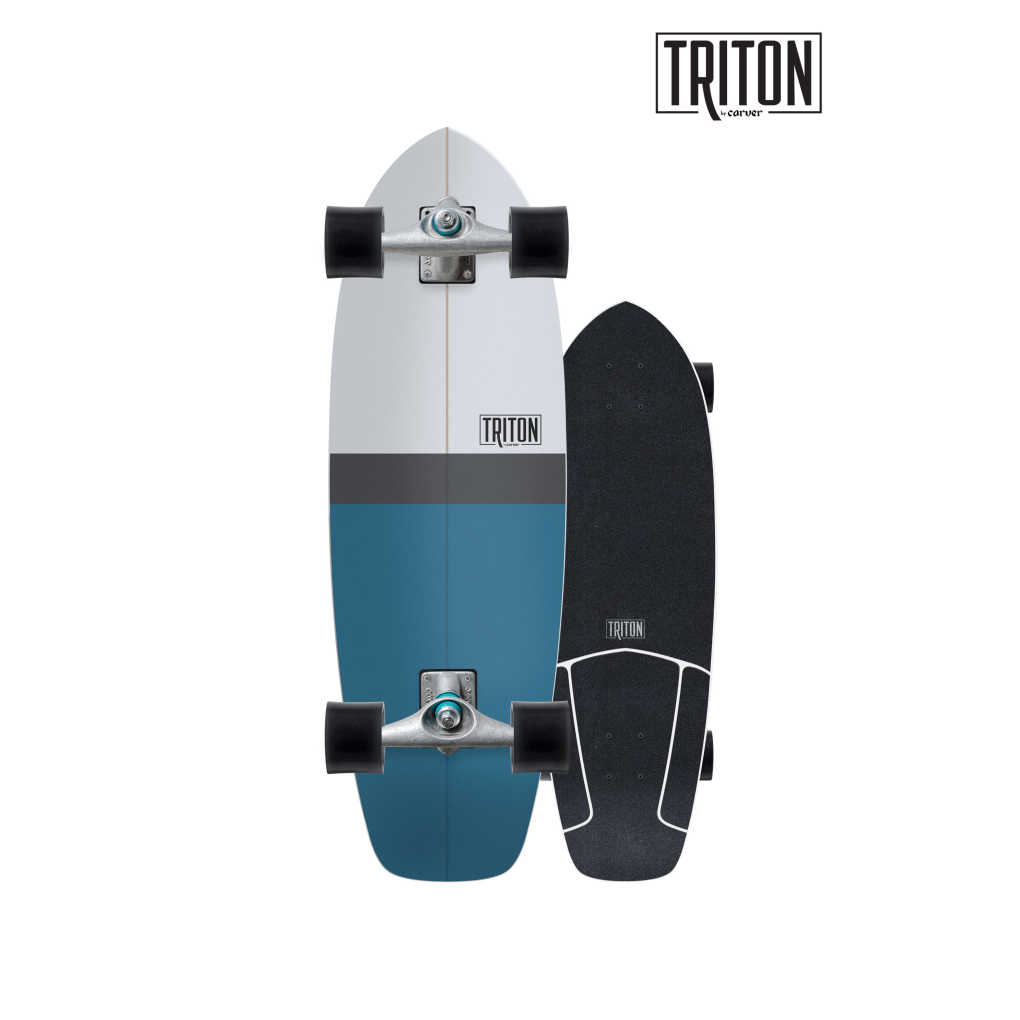 Blue Horizon lowcost surfskate