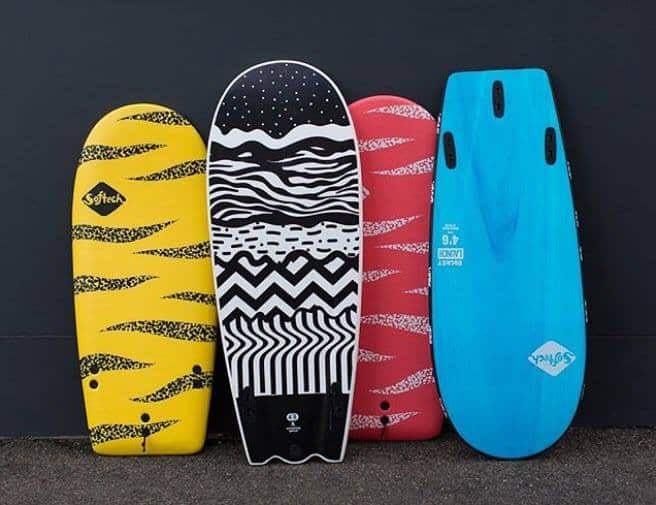 Softboards for kids
