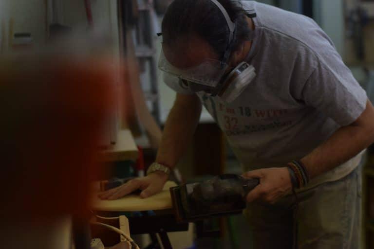 Paulownia wood handplanes