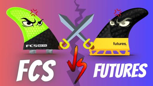 fcs o futures quillas surf cuales son mejores iniciación