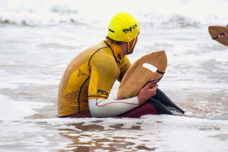 Colibri handplanes bodysurf