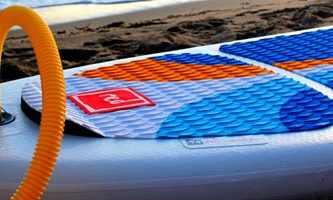 Red Paddle Co Paddle board
