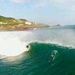 Vídeos surf Mundaka otoño