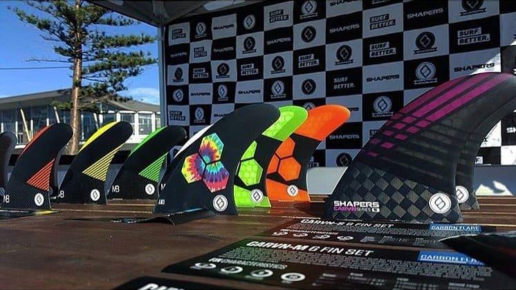 Consejos para elegir tus quillas de surf