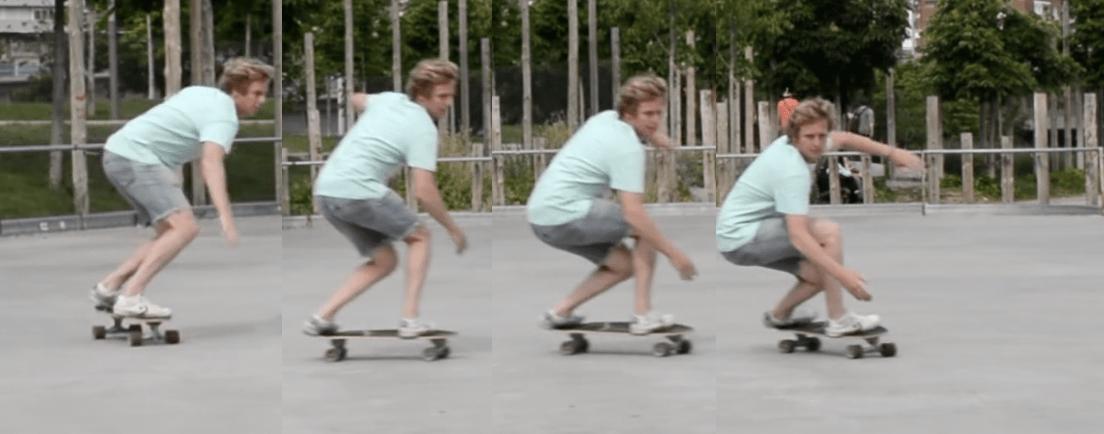 Cut Back Surfskate