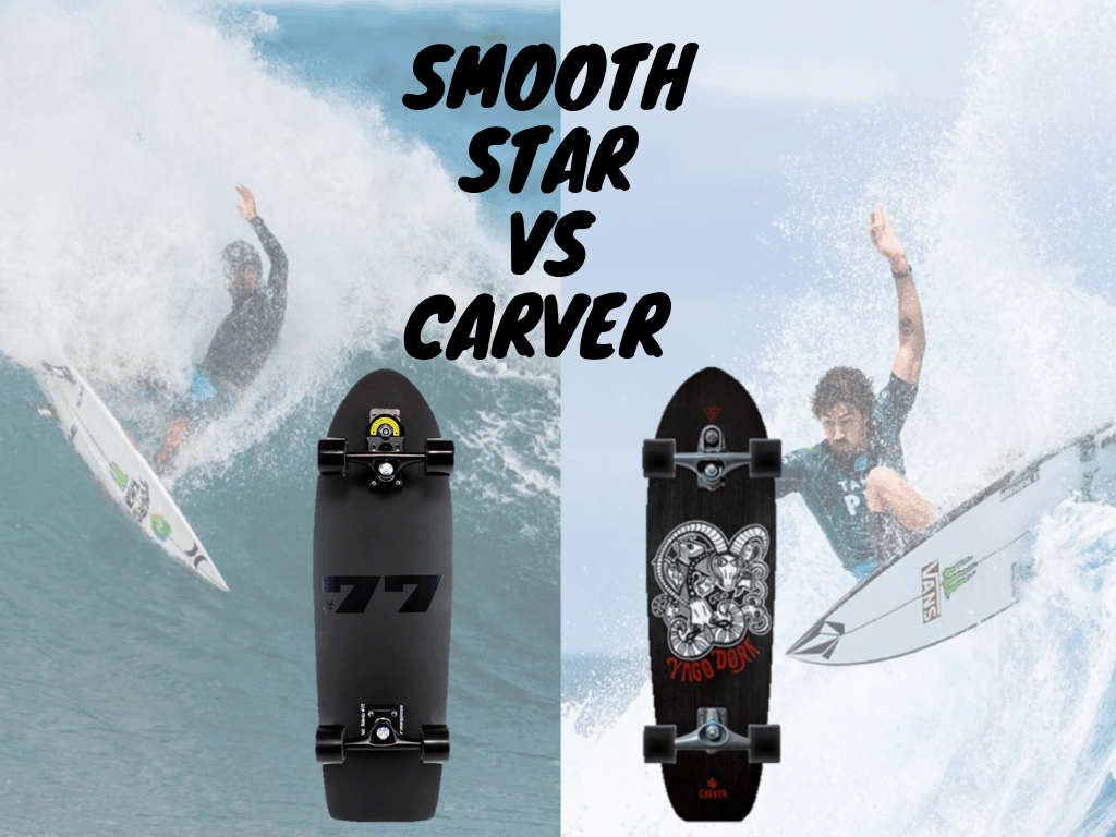 SmoothStar VS Carver