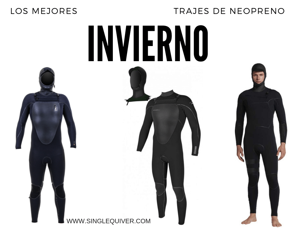 Wetsuits for winter