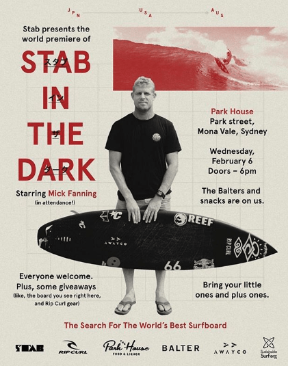 Channel Island Stab in the Dark
