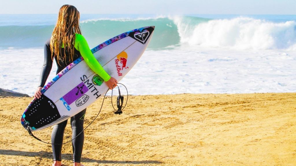 Caroline Marks promesa surf femenino