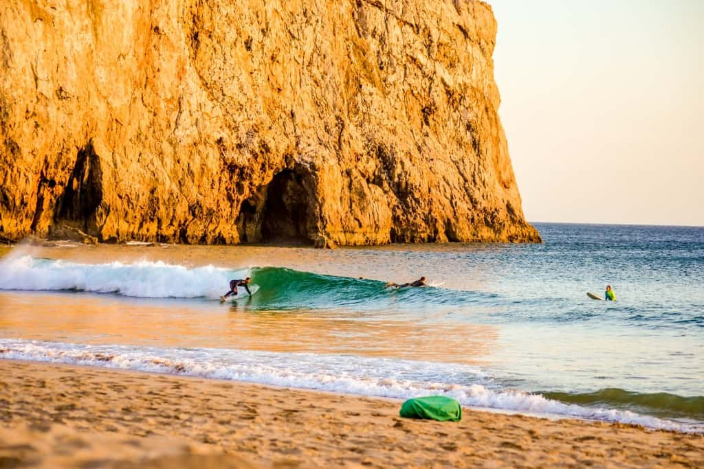 Surftrip Algarve Portugal