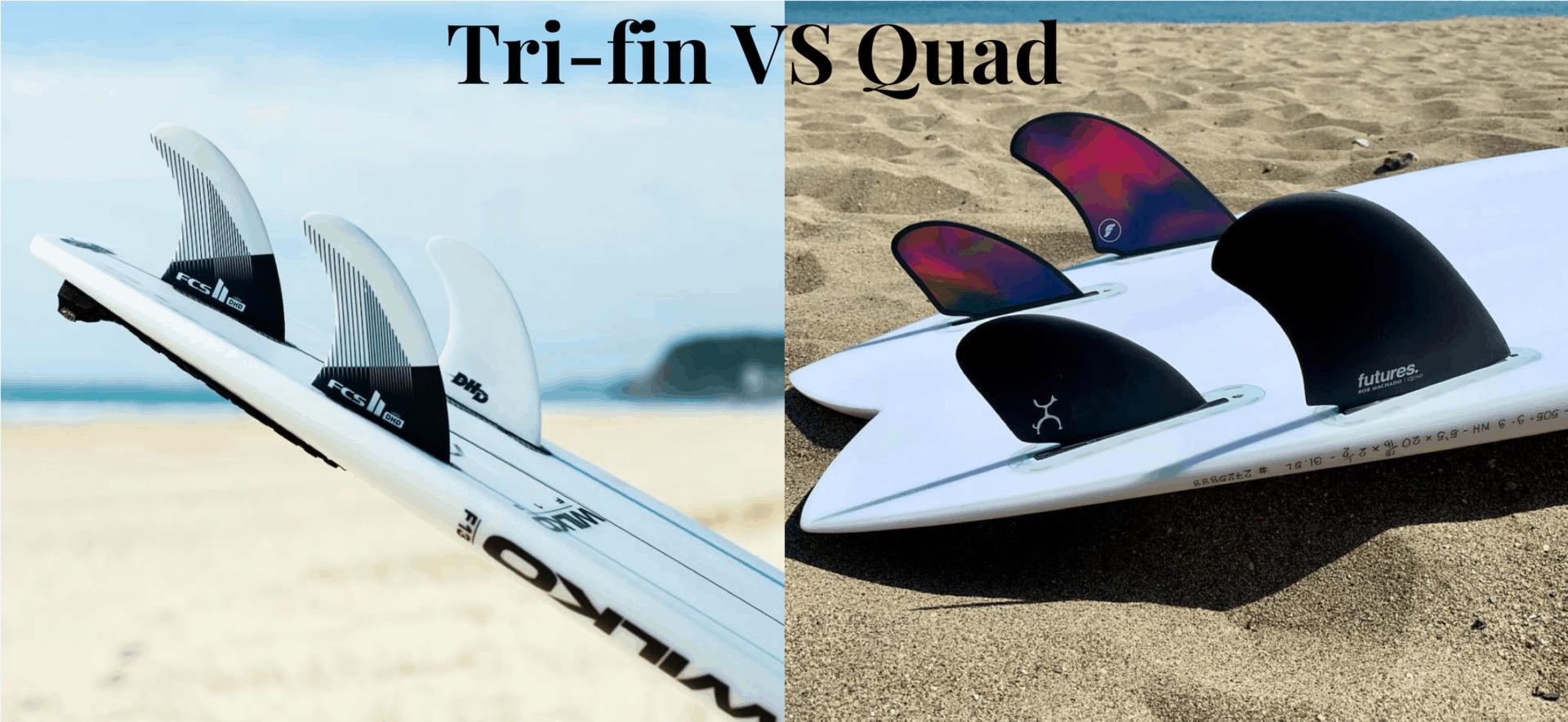tri-fin o quad