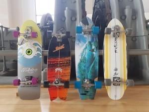 las mejores marcas surfskate