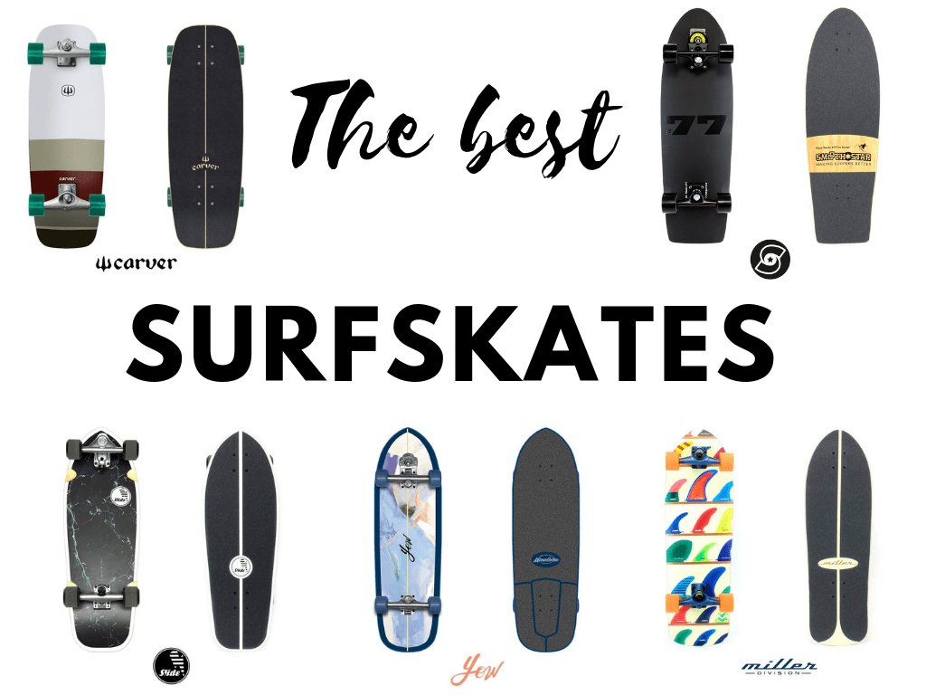 Mejores marcas skate y surf