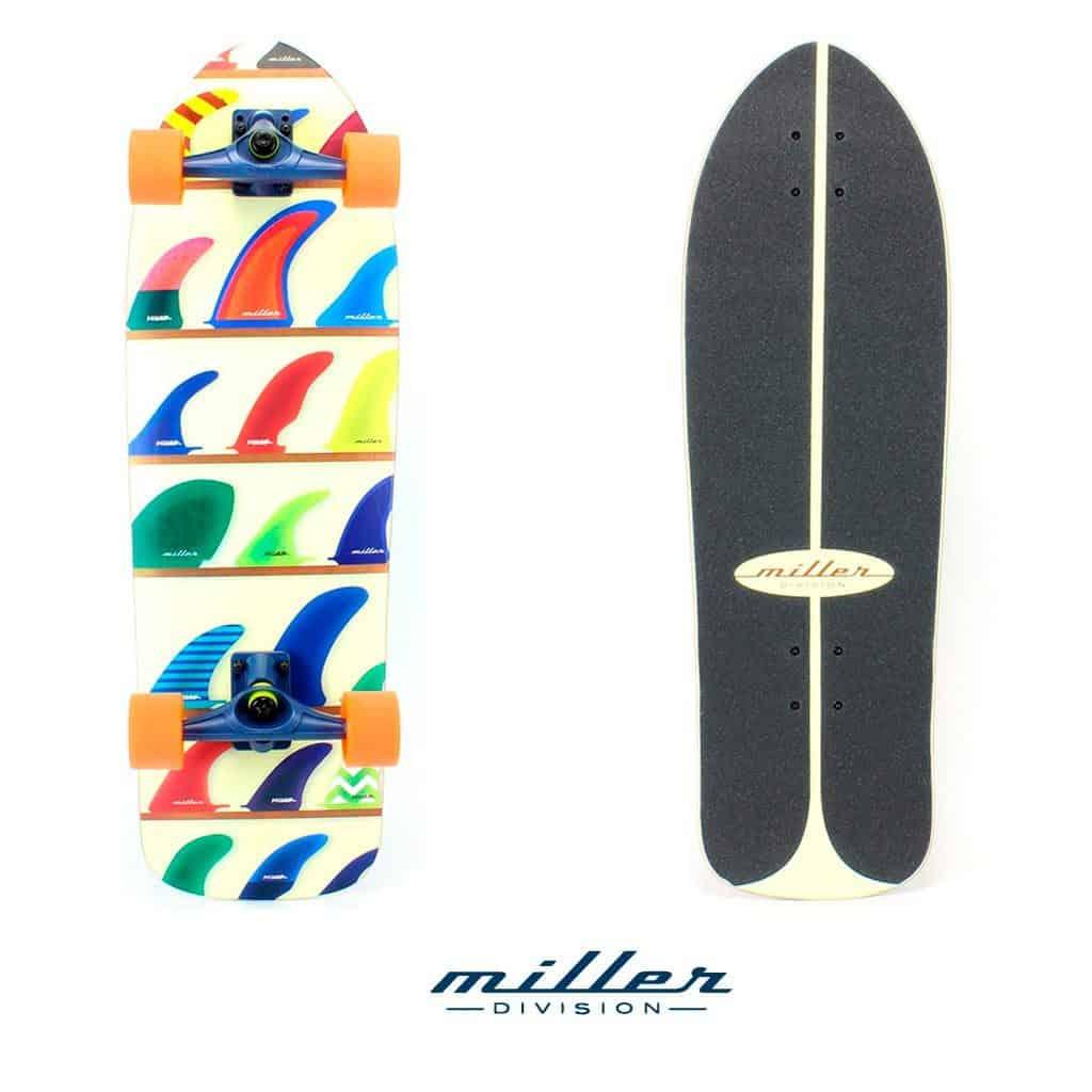 Miller Division Surf Skate