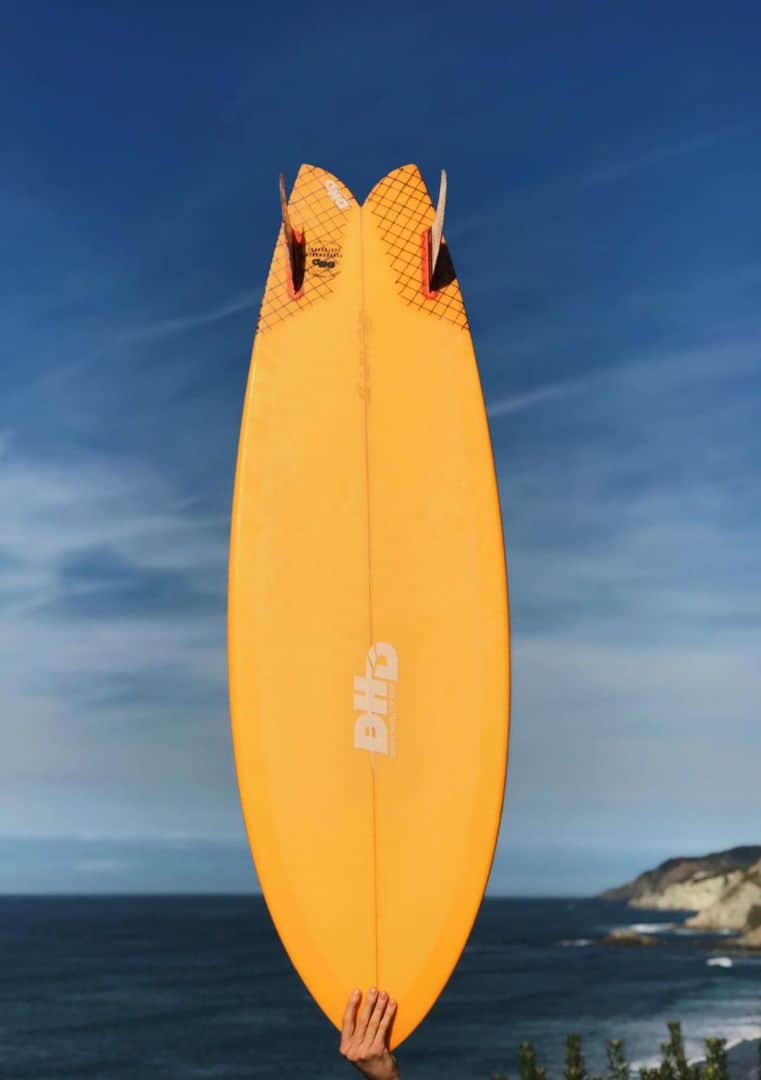 Mini Twin DHD Surfboards