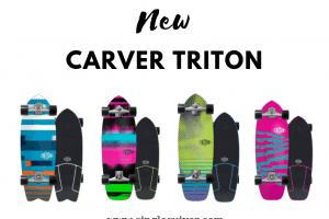 Nuevos modelos Carver Triton