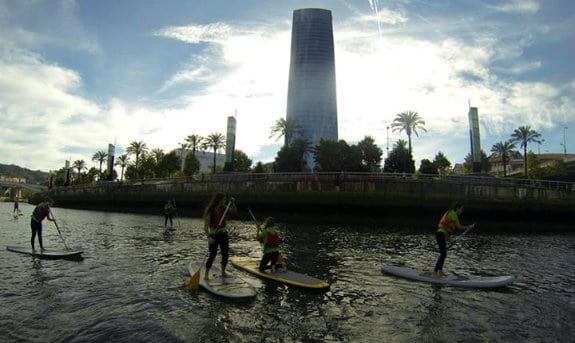 paddle surf bilbao
