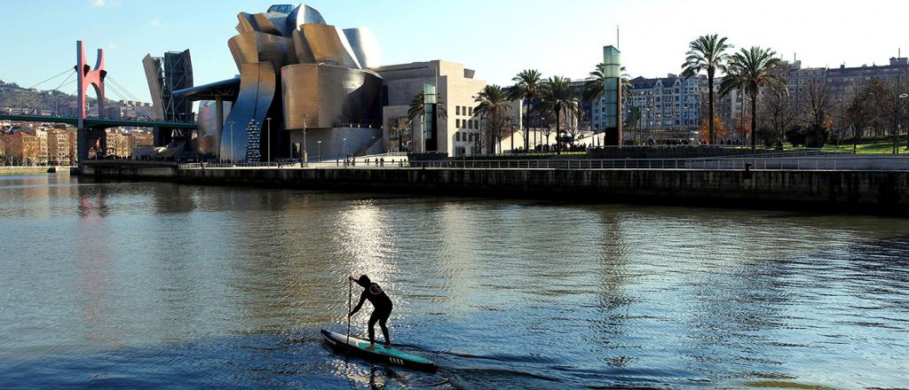 paddle surf ria bilbao