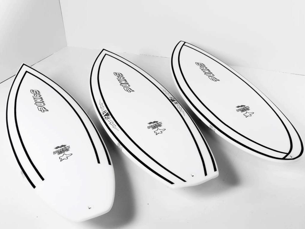 tablas surf pukas
