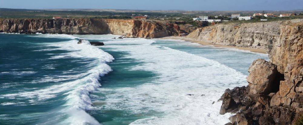 Praia do Tonel en Sagres surfspot