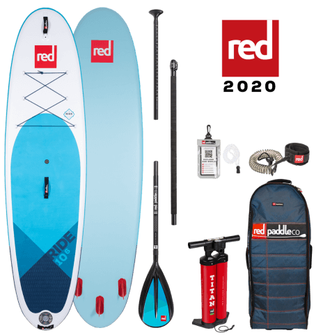 red paddle 2020