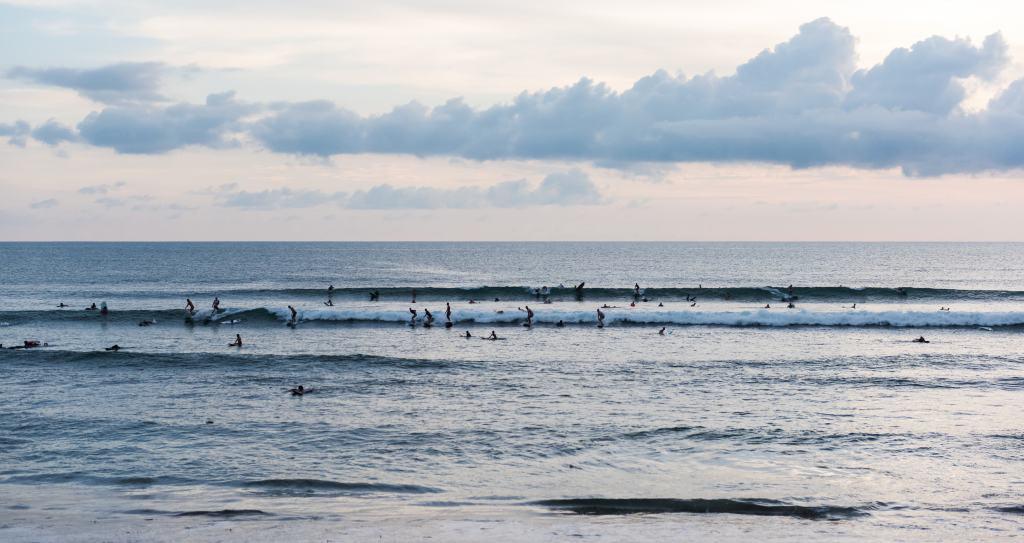 canggu bali surf