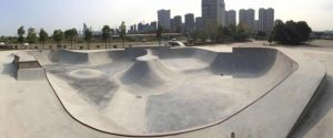 skateparks Madrid