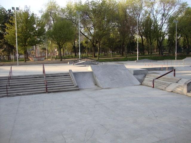 skatepark la chopera madrid