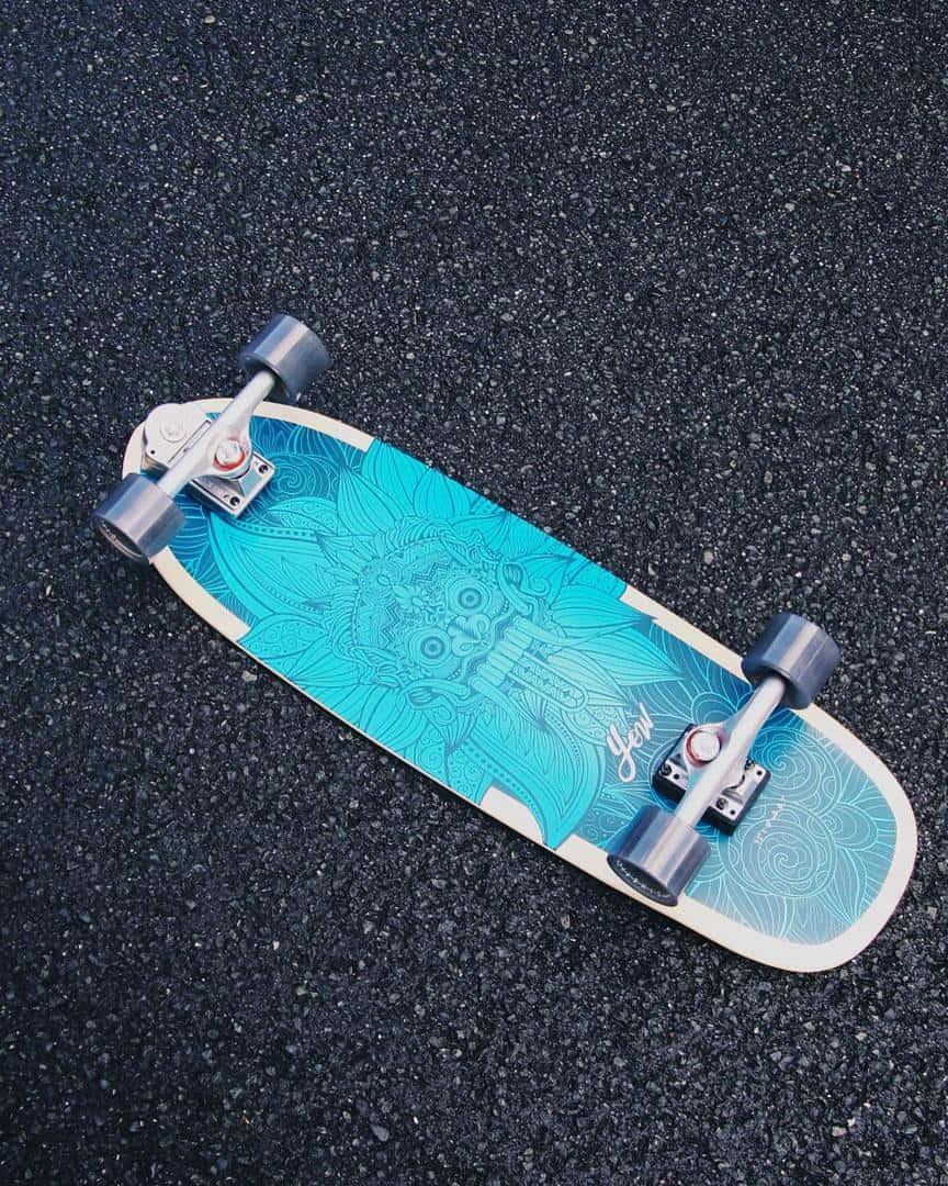 tabla skate yow