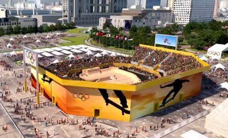 skatepark olimpiadas tokyo skate