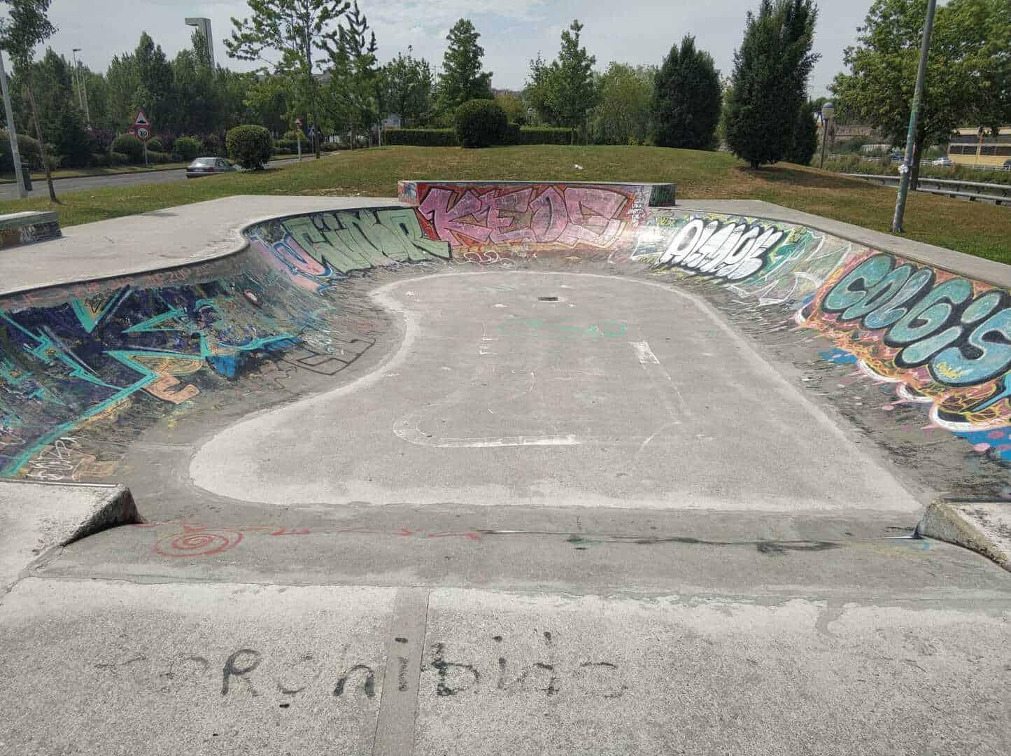 Lasesarre-skatepark