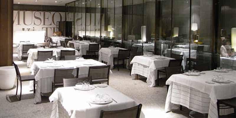 Restaurante Pasajes