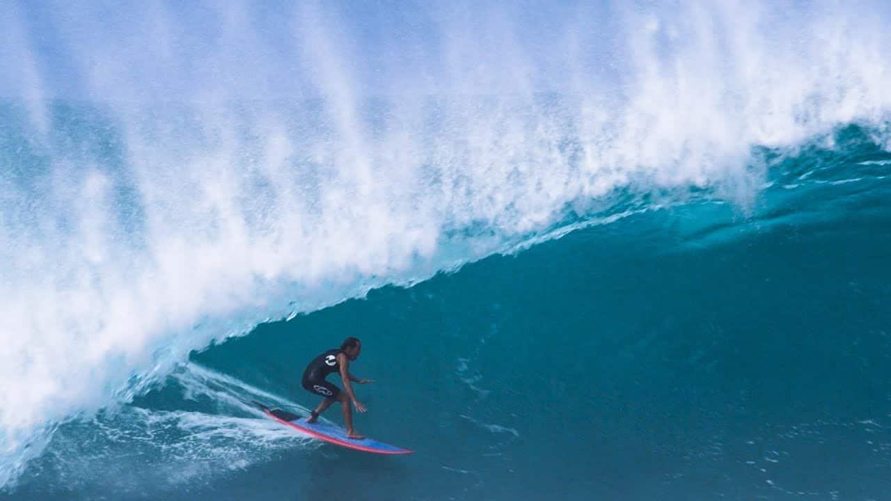 derek ho surf pipeline