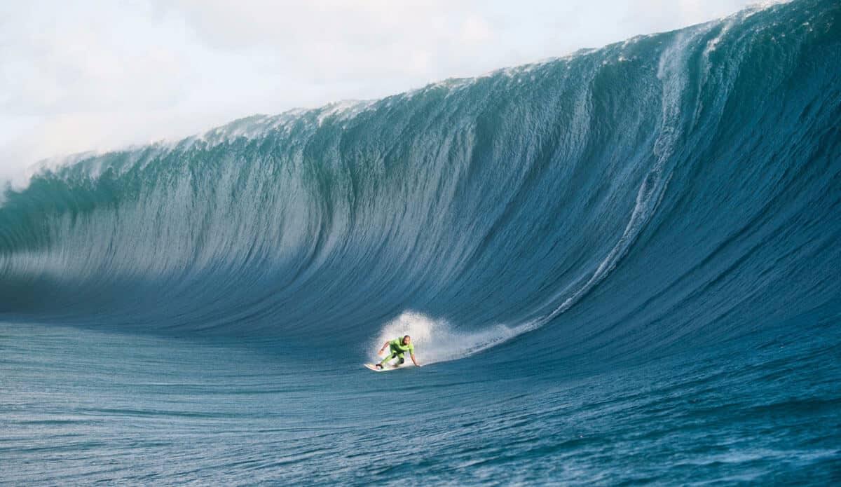 Pato Teixera Surf Teahupoo