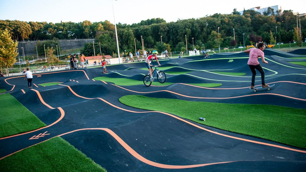Pump Track Pamplona
