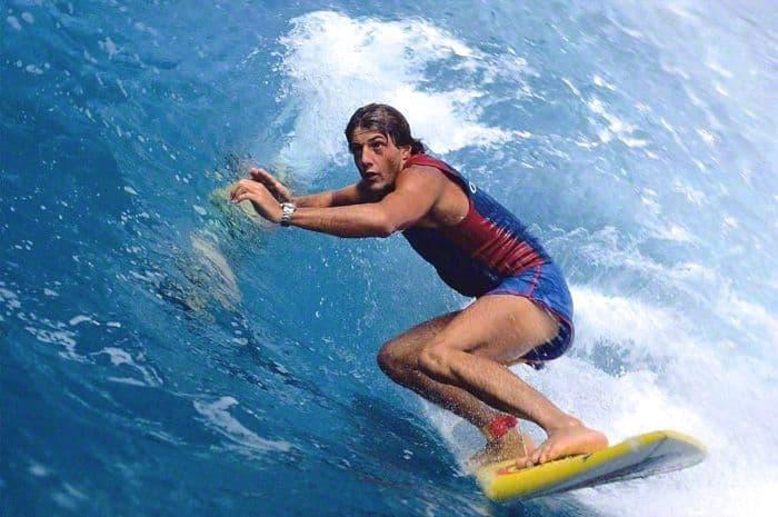 Shaun Tomson surf