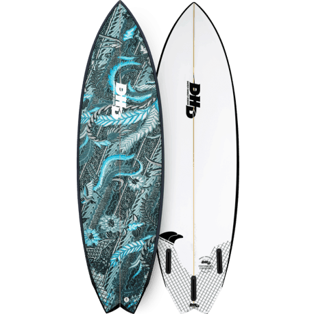 dhd twinfin