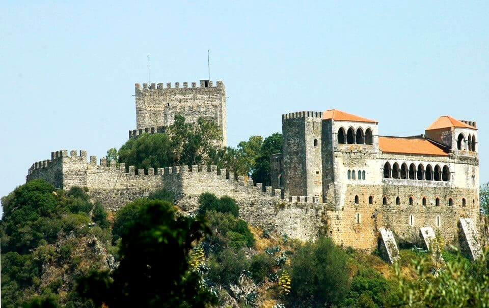 Castillo Leiria